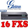 GrandStream GXW4216, IP Analog Gateway, 16 FXS, SIP