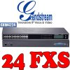 GrandStream GXW4224, IP Analog Gateway, 24 FXS, SIP